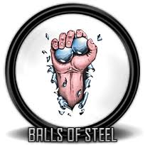 Men With Balls of Steel Found on the Isle of Man