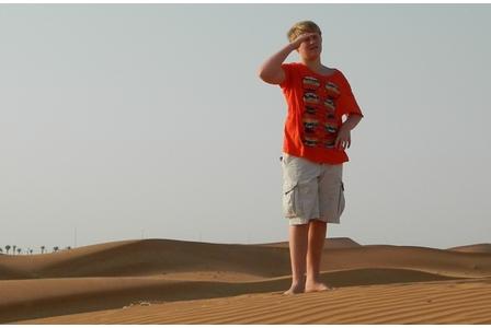 Kid Trapped in United Arab Empire.BULLSHIT
