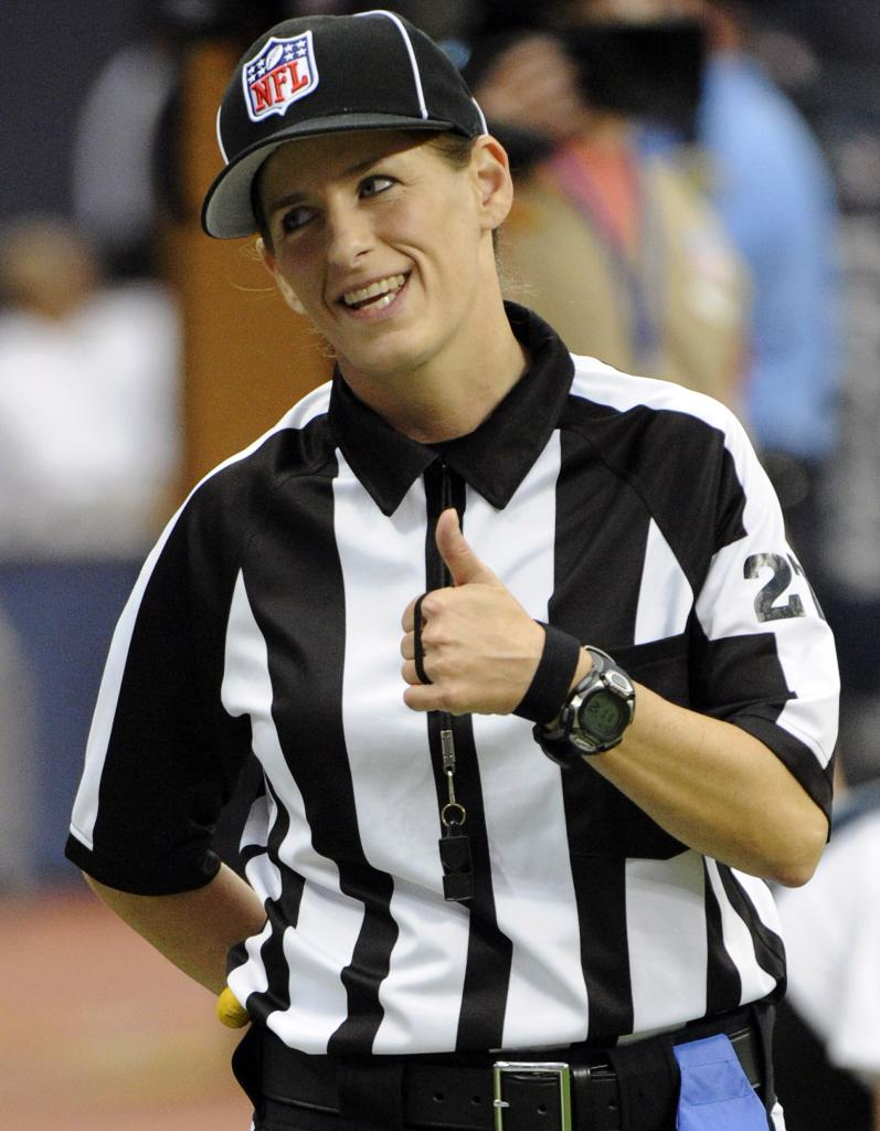 Refs Killing it in Seattle