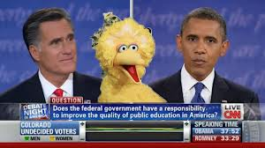 Obama ad uses Big Bird to attack Romney