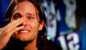 Tom Brady inMourning