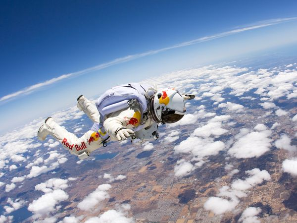Live Coverage: Felix Baumgartner Jump!