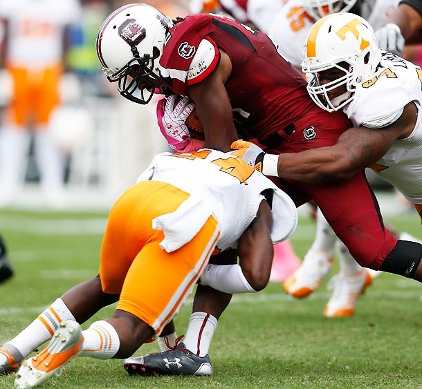 South Carolina: Marcus Lattimore Update