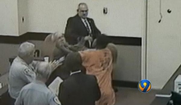 Guy Punches Lawyer After Getting Sentenced To 15 Years InPrison