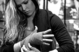 The new face of the UFC: Ronda Rousey