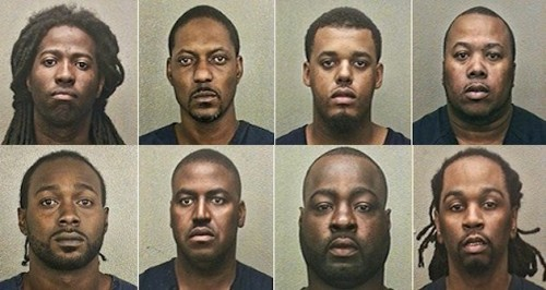 9 Men Arrested In South Florida Pee Wee Football Gambling Ring