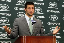 Tim Tebow named most overrated player by hispeers
