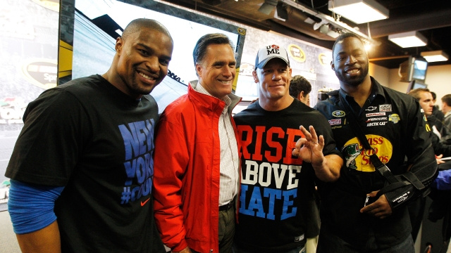 Obama or Romney: Who athletes are voting for