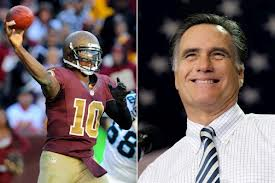"According to ""The Redskins Rule"" Romney will be our next President"