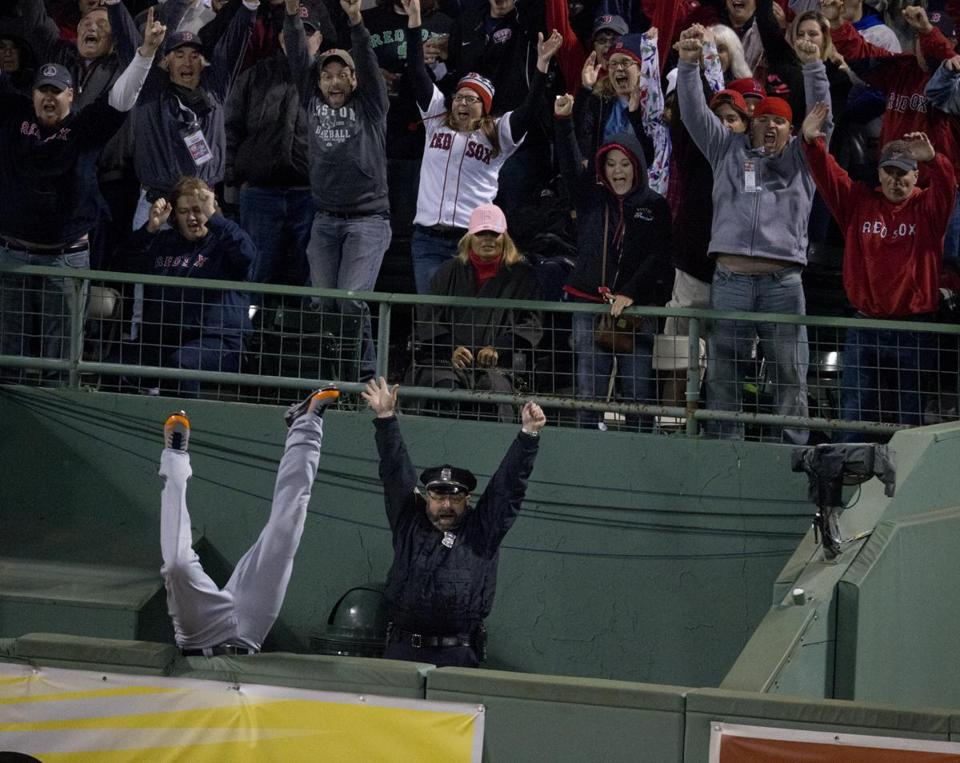 Red Sox Fan or Not, Does It Get Any Better Than a Moment Like This?