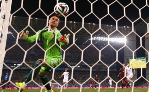 How Dead is Russias Goalkeeper?