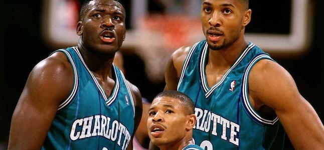 Charlotte Hornets NewJerseys