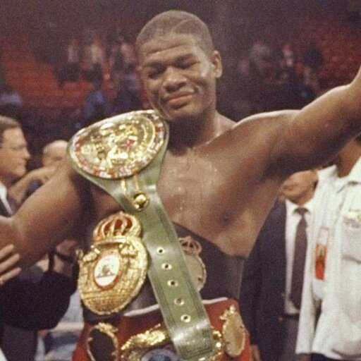 How Punch Drunk is @riddickbowe