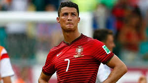Ronaldo Tossing Team USA on His Back